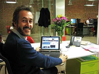 Gumersindo Lafuente deja El País